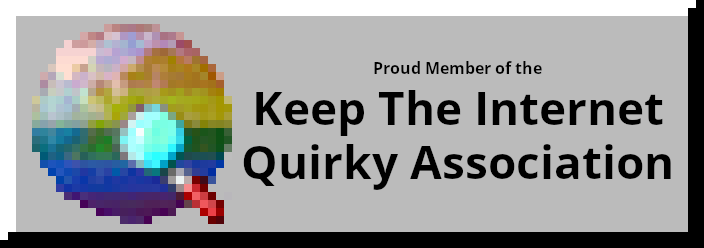 88x31 keep the internet quirky association button